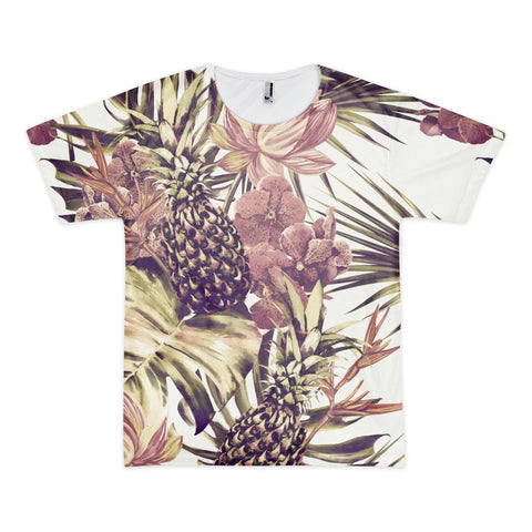 All Over Print - Pineapple Touch Short sleeve men's t-shirt