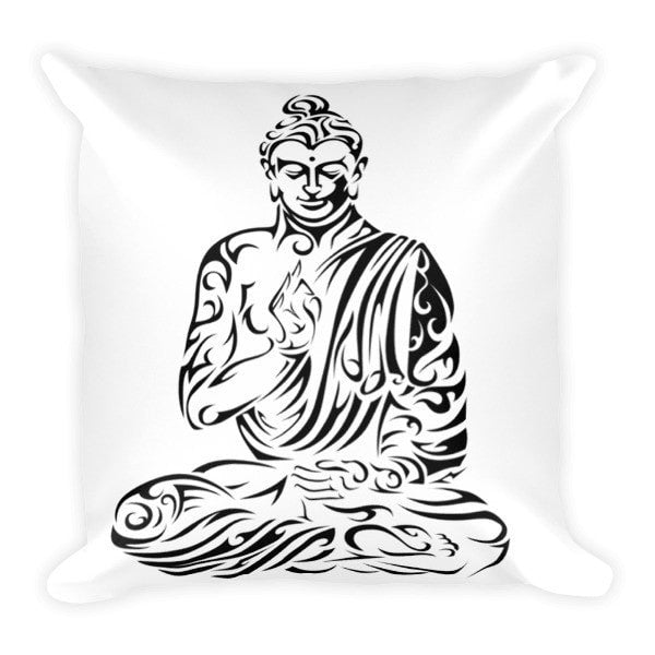 Buddha Pillowcase - Hutsylife - 1