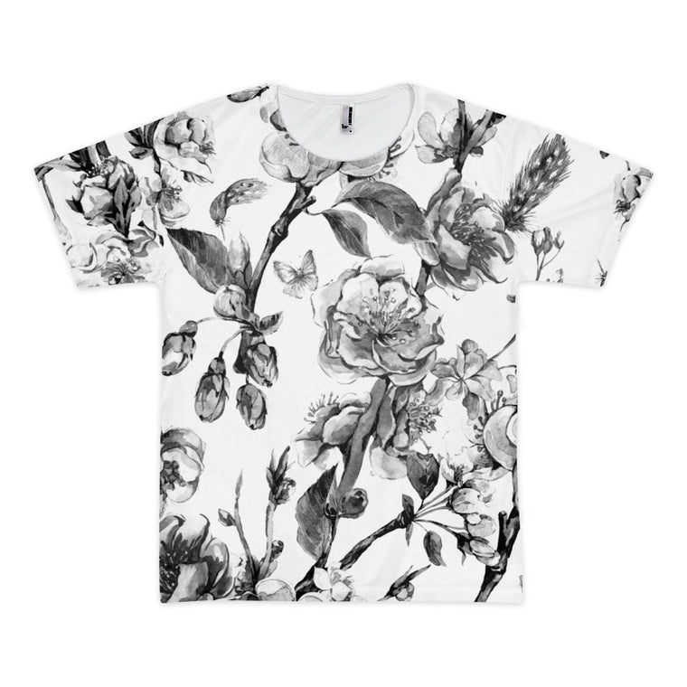 All over print - Faded vine Short sleeve men's t-shirt