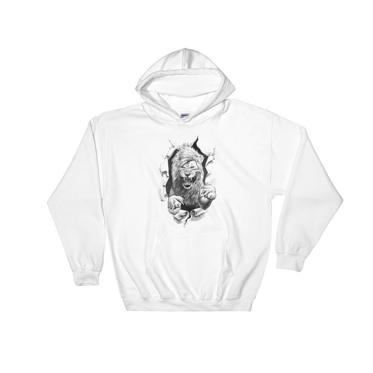 Lion's Snare Hooded Sweatshirt