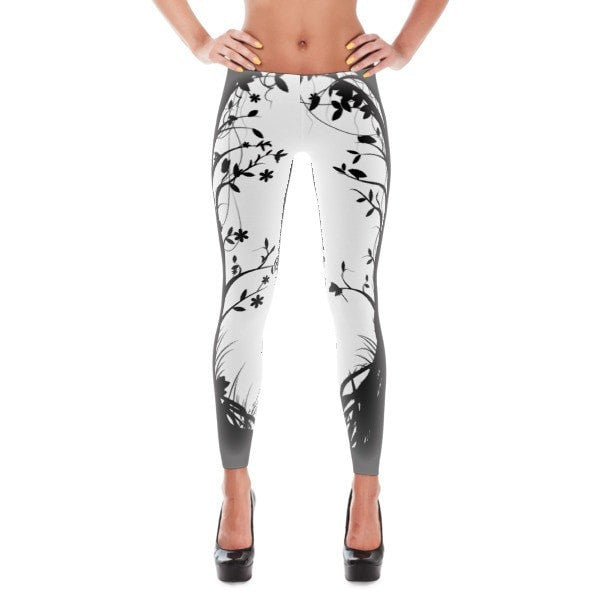 Forest way Leggings - Hutsylife - 1
