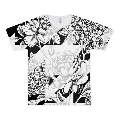All over print - Dandy lust Short sleeve men's t-shirt