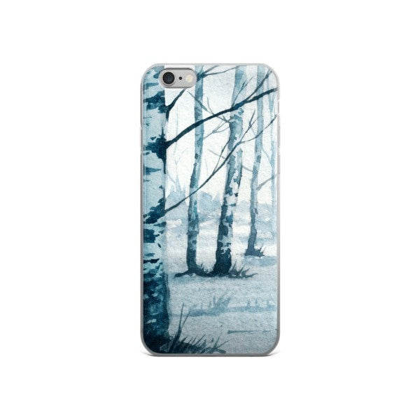 Birch tree iPhone case - Hutsylife - 3