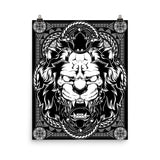 Lion abyss Poster - Hutsylife - 9
