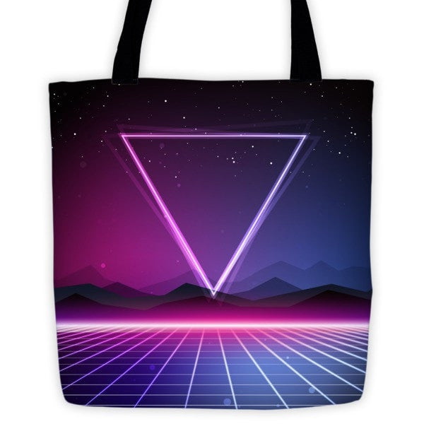 Retro Tote bag - Hutsylife