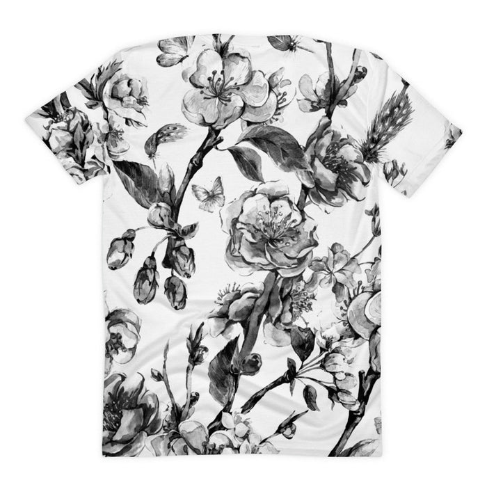 All over print - Faded vine Women's sublimation t-shirt