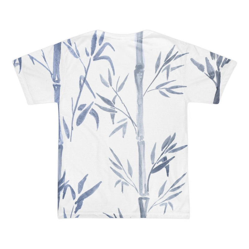 All over print - Bamboo chute Short sleeve men's t-shirt