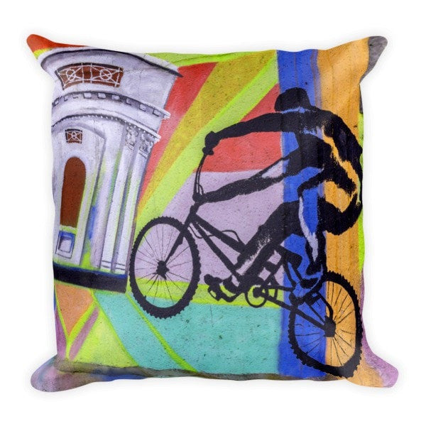 Bike life Pillowcase - Hutsylife - 2