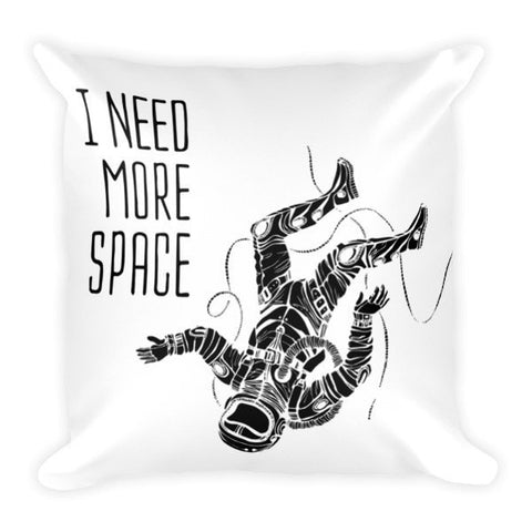 Floatin space Pillowcase