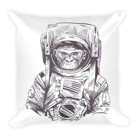 Space monkey Pillowcase