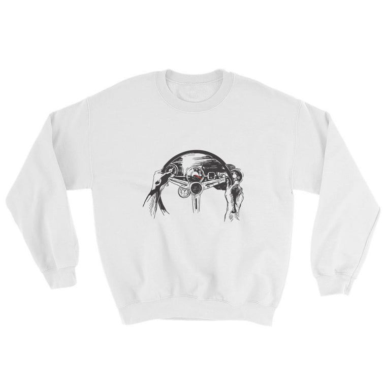 Vanishing Point Crewneck