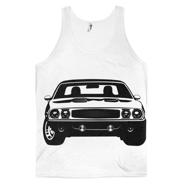American Muscle Classic fit men's tank top - Hutsylife