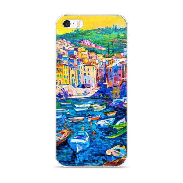 Boat town iPhone case - Hutsylife - 1