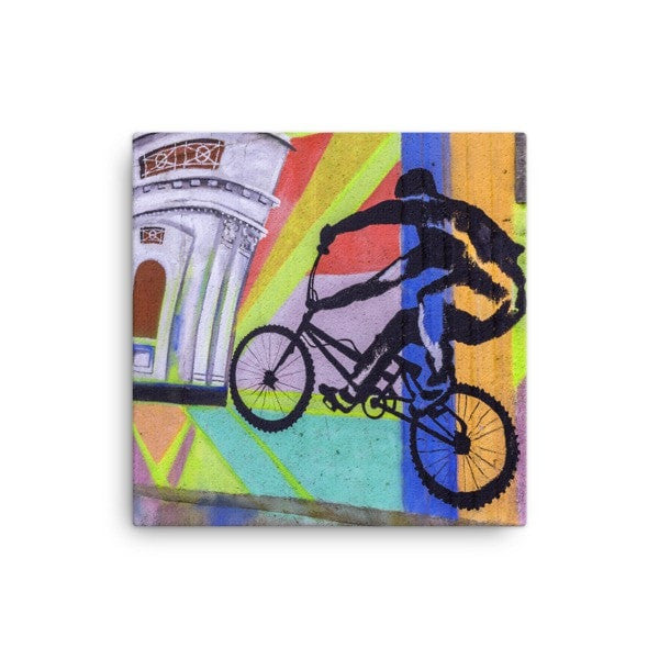 Bike life Canvas - Hutsylife - 1