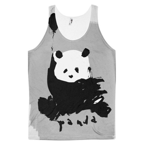 Flying panda Classic fit men's tank top - Hutsylife