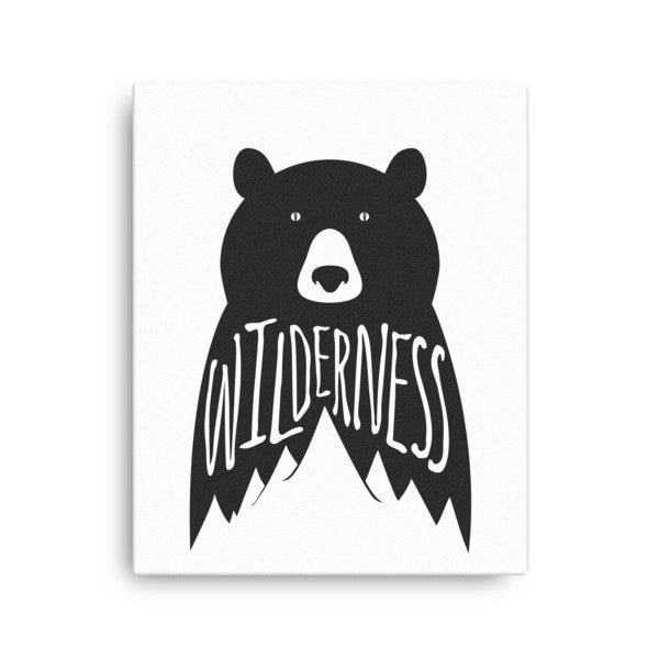 Wilderness Canvas - Hutsylife - 2