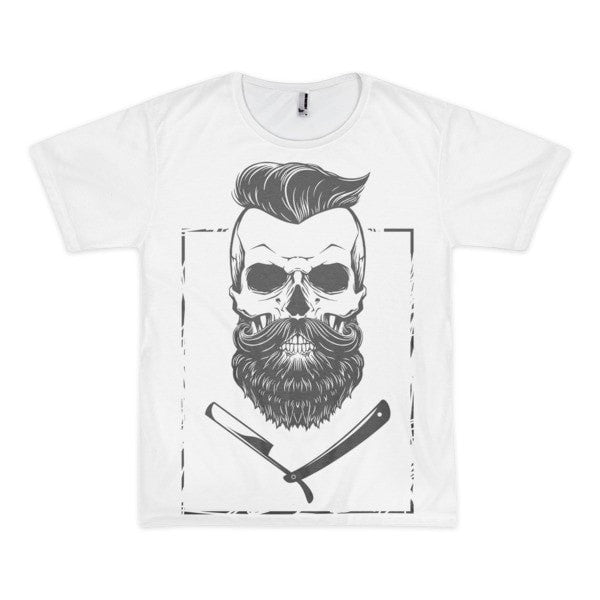 The Beard Short sleeve men's t-shirt - Hutsylife