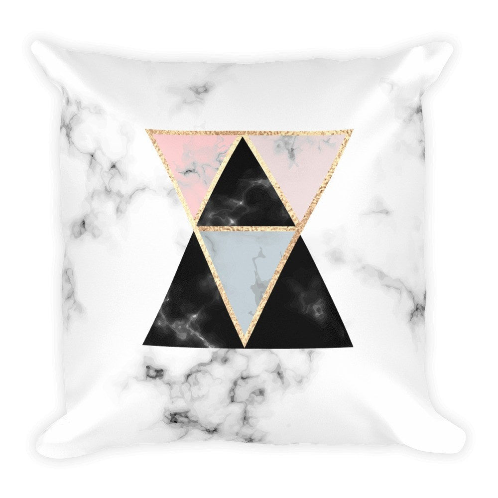 Bermuda triangle pillowcase