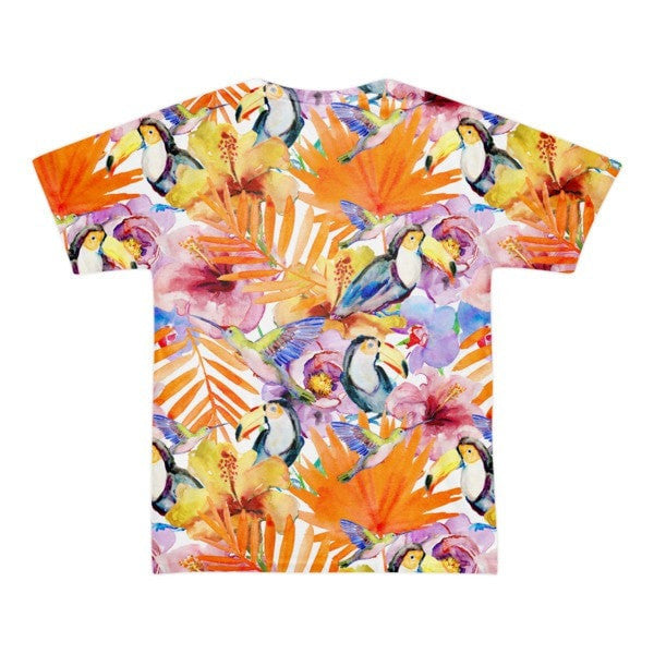 All over print - Toucan Sam Short sleeve men's t-shirt - Hutsylife - 2