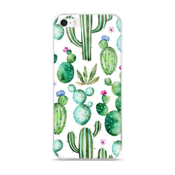 Thorny Cactus iPhone case