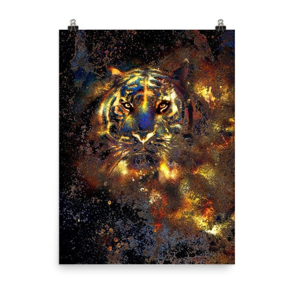 Traillin Tiger Poster - Hutsylife - 6