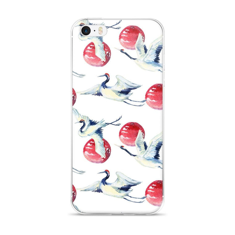 Cranes peak iPhone case