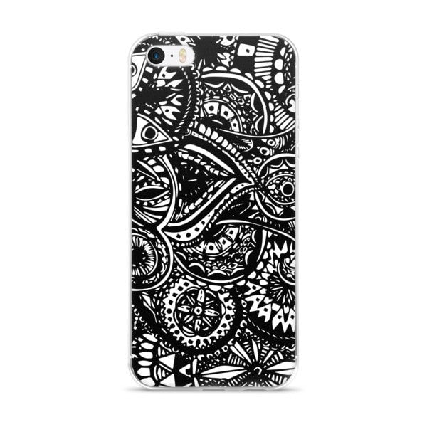 Black Veritas iPhone case - Hutsylife - 1