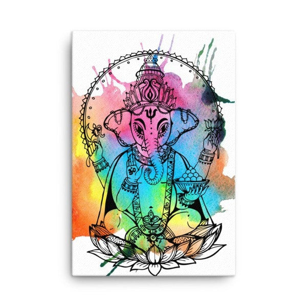 Ganesha Canvas - Hutsylife - 4