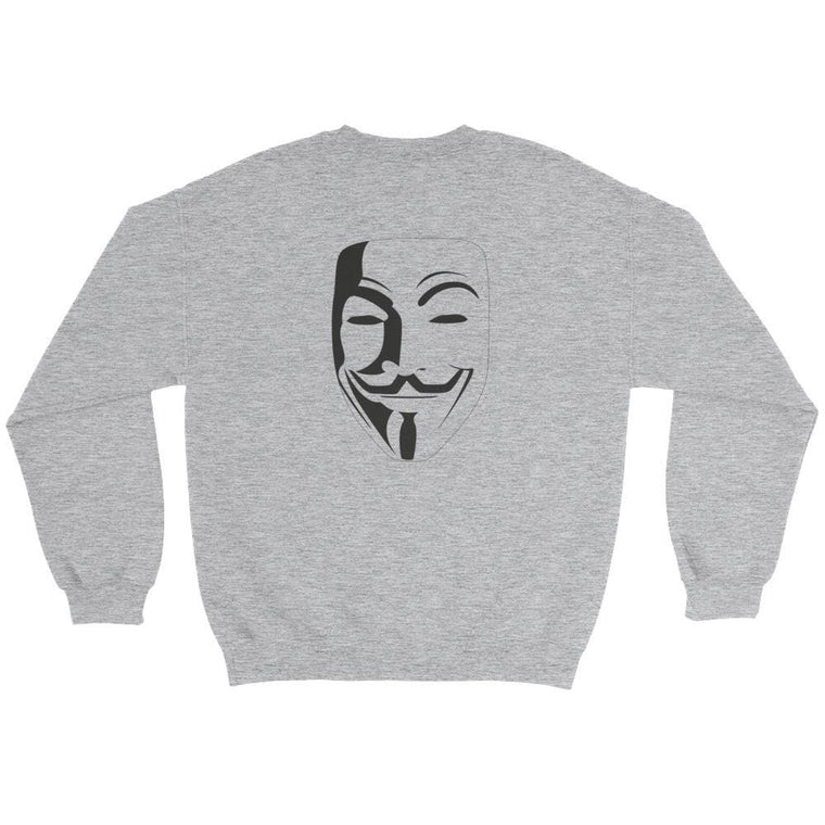 Hutsylife Crew - Anonymous (Back print)