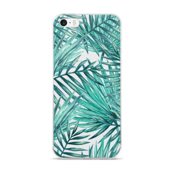 Trailin' Tropical iPhone case
