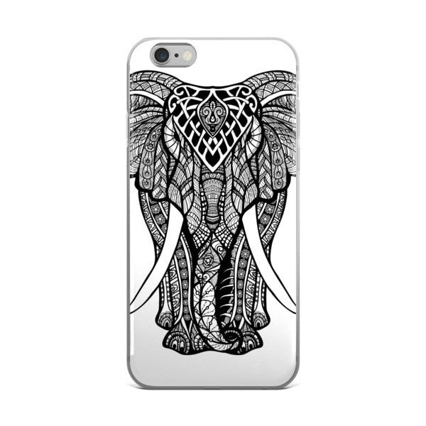 Charging elephant iPhone case - Hutsylife - 2
