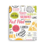 Food life Canvas - Hutsylife - 2