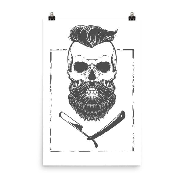 The Beard Poster - Hutsylife - 8