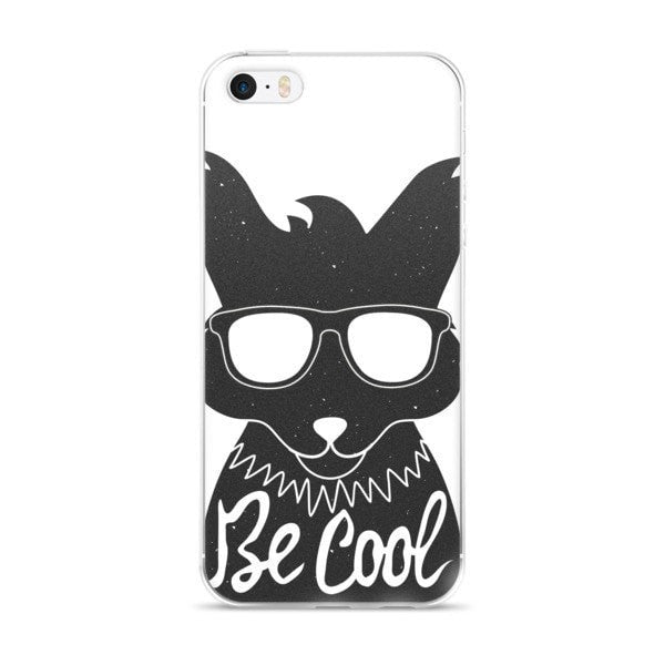 Be Cool iPhone case - Hutsylife - 1
