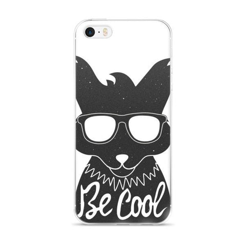 Be Cool iPhone case