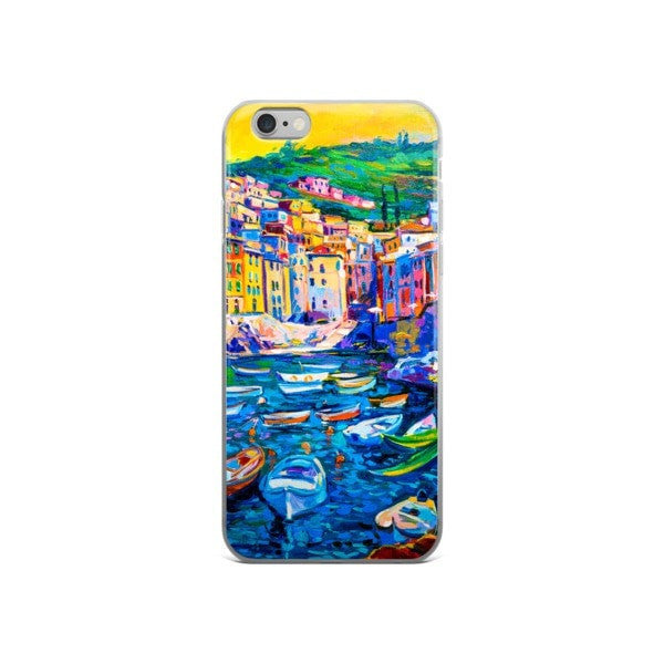 Boat town iPhone case - Hutsylife - 3