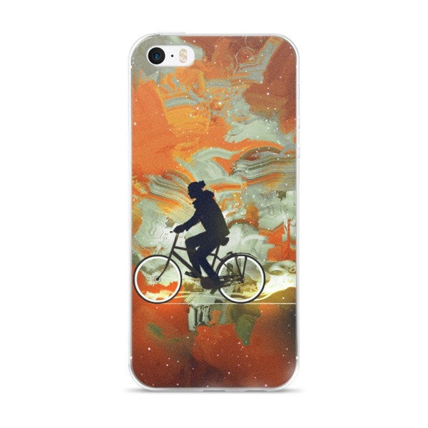 Bicycle Universe iPhone case - Hutsylife - 1