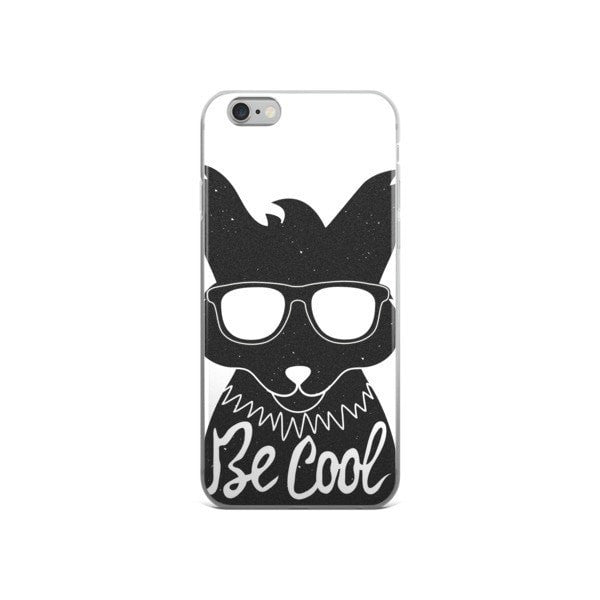 Be Cool iPhone case - Hutsylife - 3
