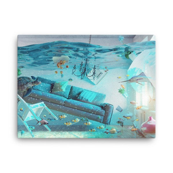 Underwater Canvas - Hutsylife - 3