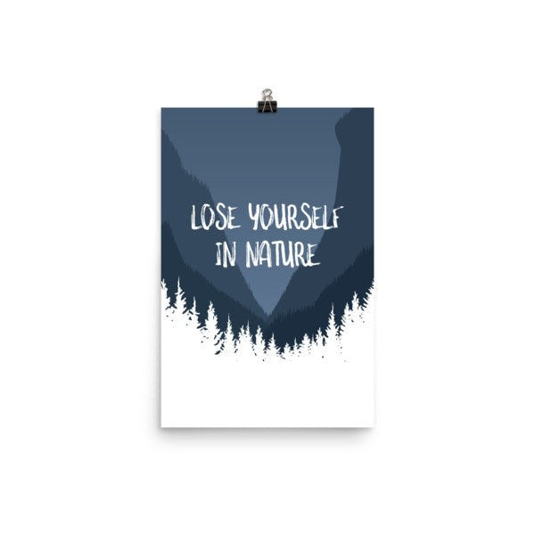 Lose yourself Poster - Hutsylife - 7