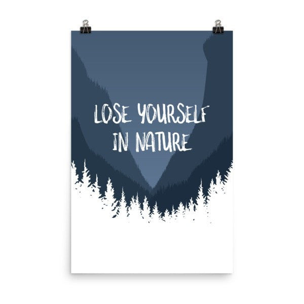 Lose yourself Poster - Hutsylife - 8