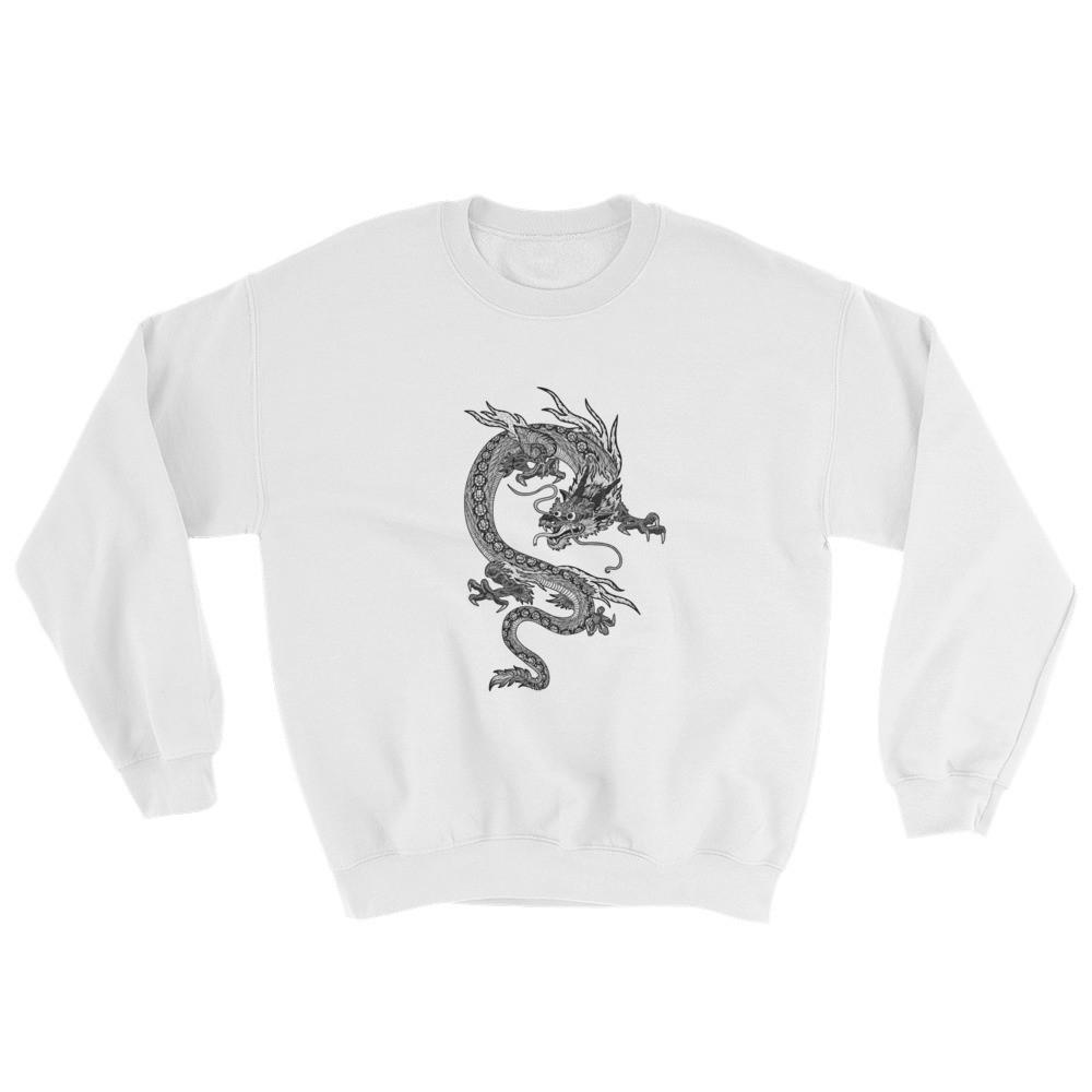 Dragon's Tail Crewneck