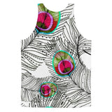 All over print - Ethnic flow Classic fit men's tank top - Hutsylife - 2