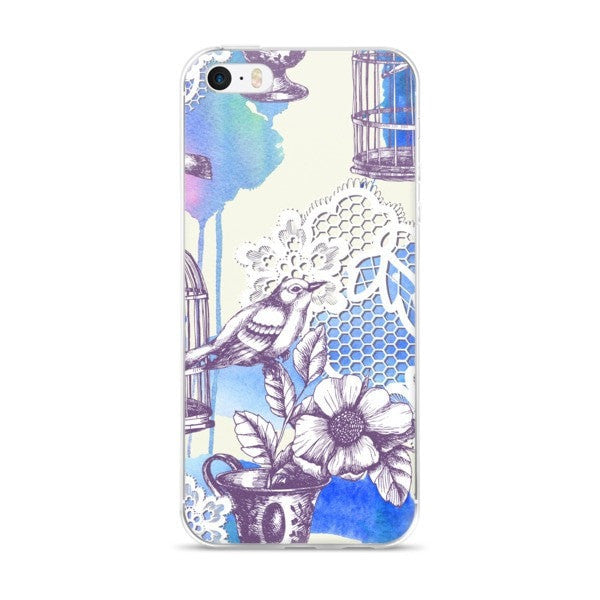 Bird Romance iPhone case - Hutsylife - 1