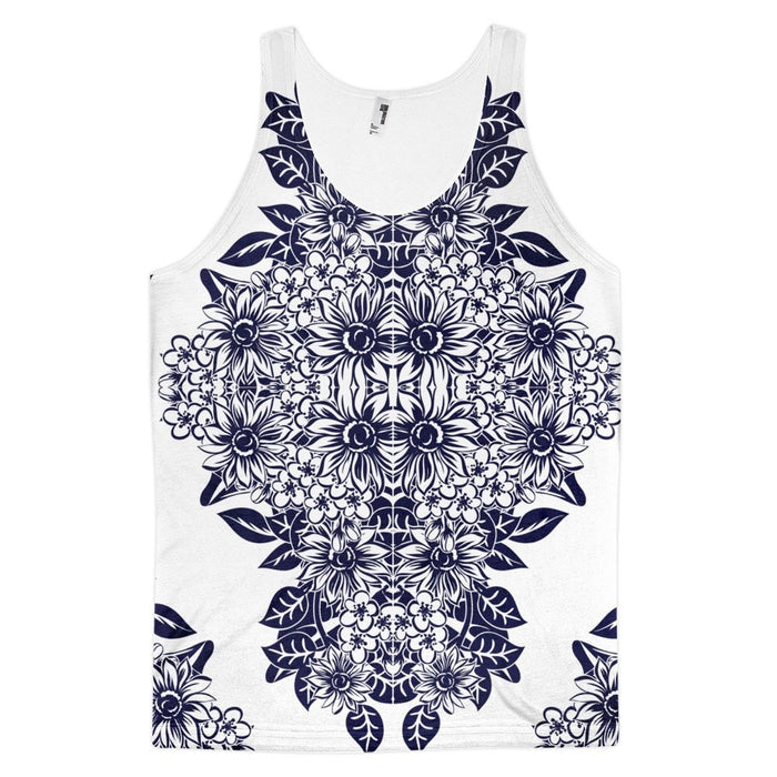 All over print - Dominion flume Classic fit men's tank top