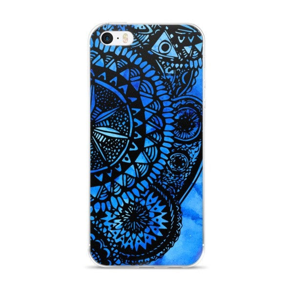 Aqua Veritas iPhone case