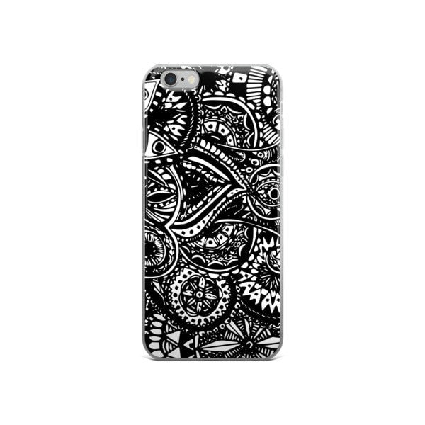 Black Veritas iPhone case - Hutsylife - 3