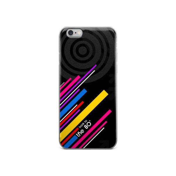 Back to the 80's iPhone case - Hutsylife - 3
