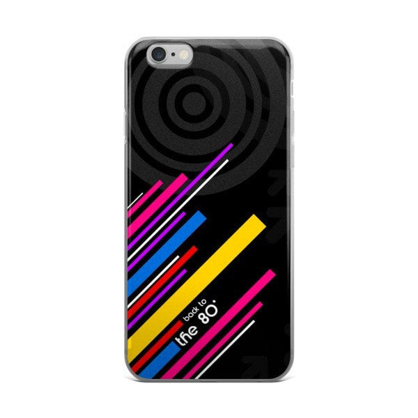 Back to the 80's iPhone case - Hutsylife - 2