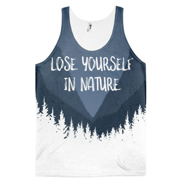 Lose yourself Classic fit men's tank top - Hutsylife